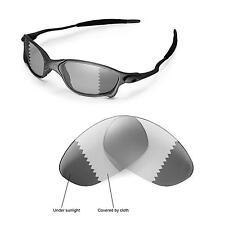 New Walleva Polarized Transition/Photochromic Lenses For Oakley X Metal XX