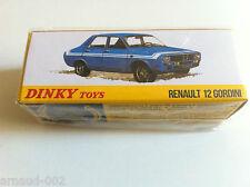 Dinky Toys Atlas - Renault 12 Gordini (Neuve)