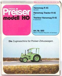 Preiser H0 600 Hanomag R 45 - NEU + OVP