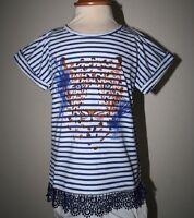 NEU!!! CATIMINI (Spirit Ethnique), stylishes Sommershirt, Gr.122/128