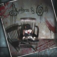 DARKNESS BY OATH - Confidential World Of Lies CD