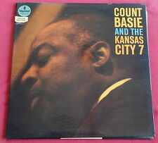 COUNT BASIE  LP ORIG FR  IMPULSE  COUNT BASIE ANS THE KANSAS CITY 7