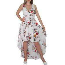 Schwarzes Kleid Mit Blumen Gunstig Kaufen Ebay