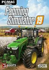 Farming Simulator 19 PC Epic Games