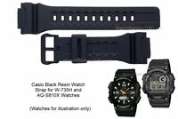 Genuine Casio Watch Strap for W-735H W-736H AEQ-110W AQ-S810W W735H AEQS810W