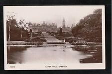 L@@K  Eaton Hall Chester Cheshire 1920's ? Grosvenor Series Postcard