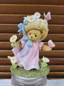2015 Enesco Cherished Teddies Bear Daisy A Sunny Day 4051517