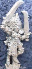 1993 Dark Elf Witch 7 Citadel Marauder Elven Army Drow Warrior Warhammer AD&D GW