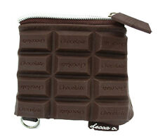 Scented Chocolate Bar Zipper Style Coin Purse