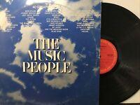 Various – The Music People 3x LP 1972 Columbia – C3X 31280 VG+/EX