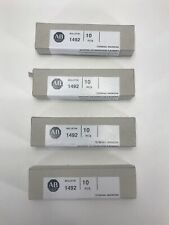 LOT OF 4 BOXES Allen-Bradley 1492-MP-1 Ser A  Terminal Markers Quantity 40
