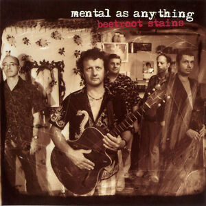 MENTAL AS ANYTHING - BEETROOT STAINS (CD, 13 TRACKS, 2000) AU STOCK !!