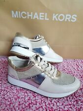 Michael Kors Allie Trainers Size UK 7 (US 9)