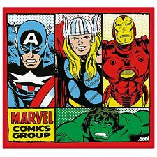 Marvel Comics Retro Rug Dmcretru001uk by Disney Traditions