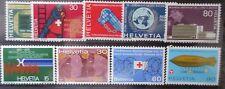 Switzerland Two 1970's Sets. MNH.
