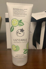 Liz Earle Bergamot & Basil Botanical Body Cream 200ml NEW Limited Edition