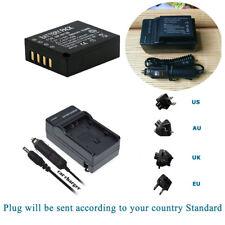 Batería + AC/cargador de coche para Fujifilm NP-W126 Finepix HS30EXR X-A1 X-M1 X-Pro1