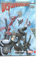 Web Warriors Vol. 1 Electroverse - Softcover Graphic Novel - NEW Spider-Man!
