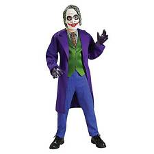 Batman Dark Knight Deluxe The Joker Child Costume Medium 8 10