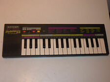vintage Bontempi ELECTRIC ORGAN B-204 b204 PIANO orgue ORGANO italy EASY CHORD