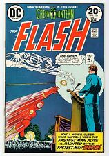 DC: THE FLASH #224 - VG Dec 1973 Vintage Comic