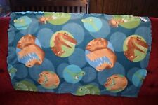 """""""The Good Dinosaur"""" Handcrafted Fleece Blanket/Throw for Laps, Kids or Pets"""