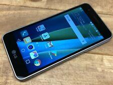 LG Risio - M154 - 16GB - Silver (Cricket) Clean IMEI - Works - Good Cond