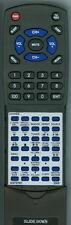 Replacement Remote for DENON 943307007900D, DM38, RCDM38, RC-1127