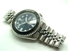 SEIKO DIVER'S AUTOMATIC modificado Submariner SKX007 7S26 'fantasma'