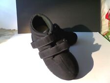 Pedors  Black Orthopedic / Diabetic Stretch Shoes For Swollen Feet sz 11