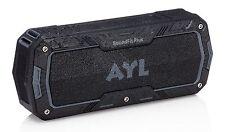 SoundFit Plus Waterproof Bluetooth Speaker - Durable Portable Outdoor Wireles...