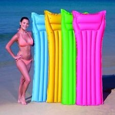 """NEW Splash & Play by Bestway 72"""" Inflatable Mattress Swim Mat Float ages 12+"""