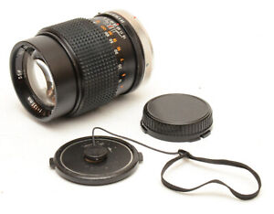 Auto Aubell 135mm F2.8 Lens For Canon FD Mount! Good Condition!