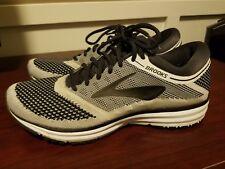 abfbdd1ec38 Brooks Revel Women s Running Shoes - White Black Grey - Size 9.5
