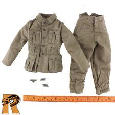 Aldo Wachsam DX11 - Uniform Set w/ Insignia - 1/6 Scale - Dragon Action Figures