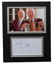 More details for foster & allen signed autograph 10x8 photo display  music memorabilia aftal coa