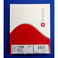 HOLLISTER 7700 Ostomy Skin Barrier 4'' x 4'' 5-ct Total