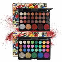 New 29 Colors Shimmer Glitter Eye Shadow Powder Palette Matte Eyeshadow Makeup