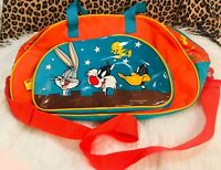 VINTAGE Looney Tunes Kids Luggage Bag