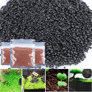 Aquatic Plant Seeds Water Grass Seeds /Aquarium Fish Tank Substrate Soil Decor