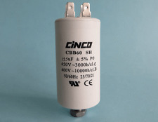 NEC WASHING MACHINE 12.5uf capacitor 440Volt Motor  NW81R NW892 NW893A