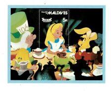 MALDIVES SC# 896 - Disney - Alice In Wonderland - S/S - MNH