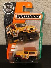 Matchbox Toyota Land Cruiser FJ40