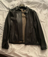 Polo By Ralph Lauren 100% Genuine Leather Jacket Men's Large L