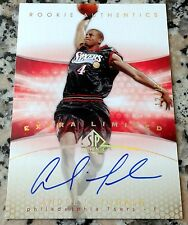 ANDRE IGUODALA 2004 RARE SP GOLD Authentic Auto Rookie Card RC 12/25 Finals MVP
