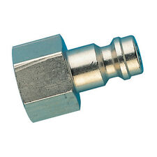 "Quick Release Plug 1/4""bspp Female Rectus 21KA Series Pk3"