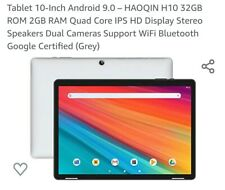 Tablet 10-Inch Android 9.0 – HAOQIN H10 32GB ROM 2GB RAM Quad Core IPS HD...