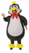 Inflatable Penguin ADULT Costume One Size NEW
