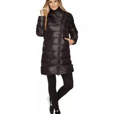 Womens Nike NSW Down Fill Parka Jacket Puffer Coat Size XS Extra Small Black