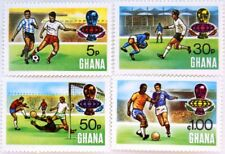 Briefmarken V5299 Ghana/ Olympia 1984-fussball Minr Block 109 **